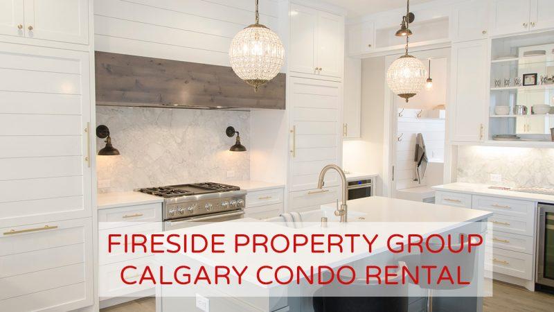 Calgary condo rentals